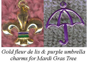 Charms & Buttons